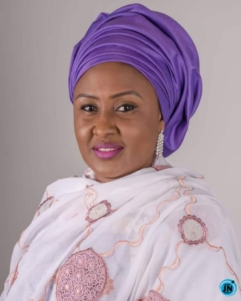 First lady, Aisha Buhari allegedly divorces husband – Kemi Olunloyo reveals
